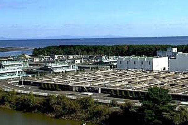 日本最大の下水処理とオゾン〜南蒲生浄化センターと環境整備